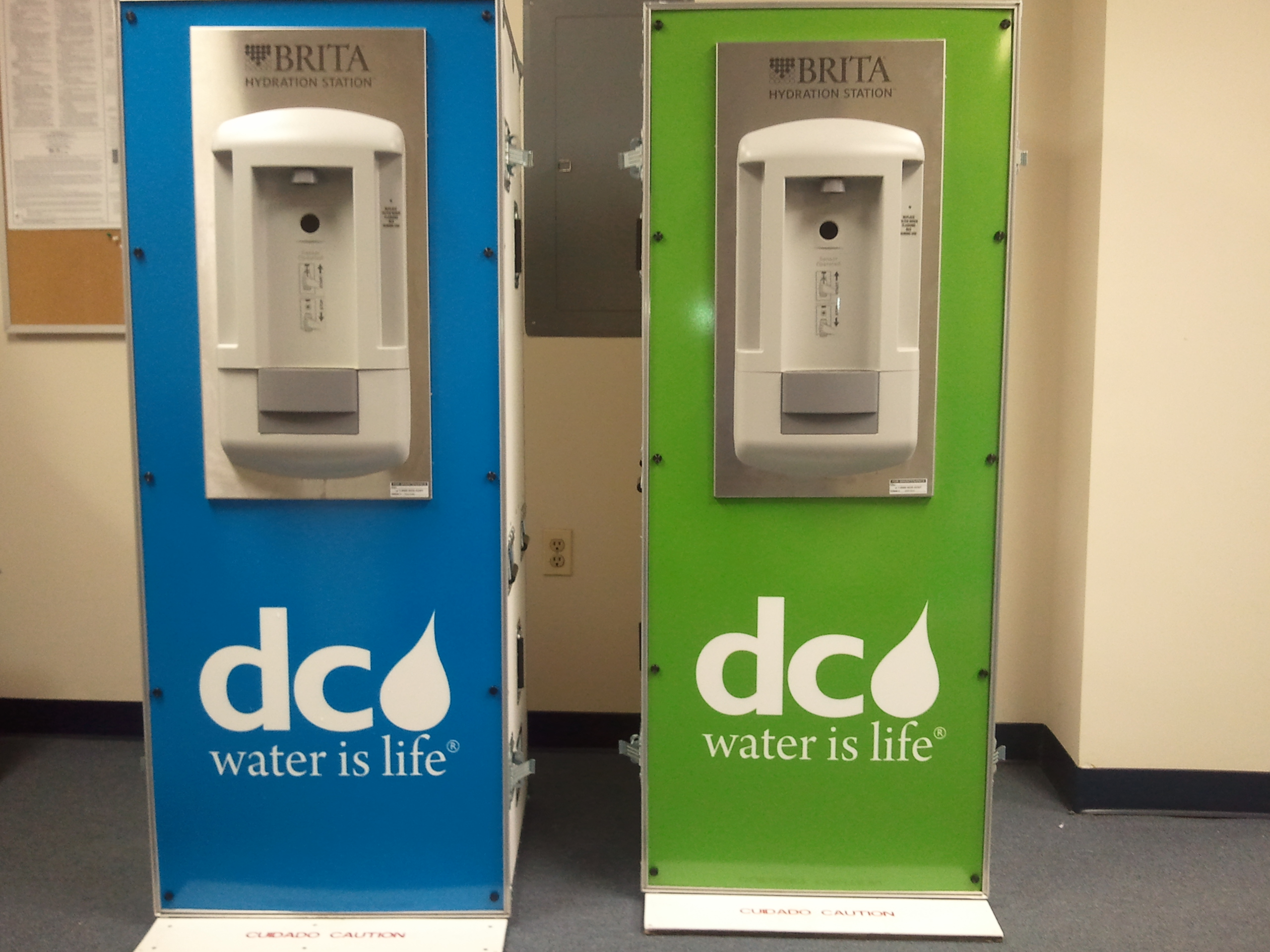 DC Water is Life! | Haws Blog